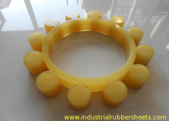 90-95shore A MT1 - 13 Polyurethane Coupling , Polyurethane Spider ,  MT Coupling Spider